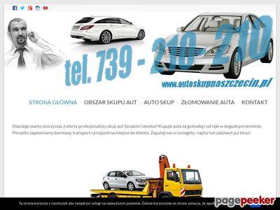 Złomowanie aut Szczecin - autoskupnaszczecin.pl