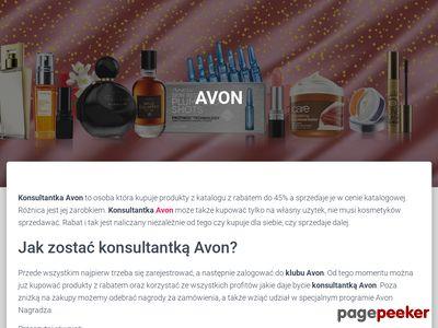 Perfumy Avon Białystok