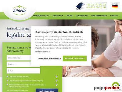 Avoria.pl - opieka osób starszych w Niemczech