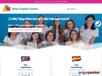 Baby English Center - angielski dla dzieci Łódź