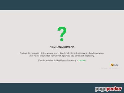 Baltaria - projektowanie firmowych stron www
