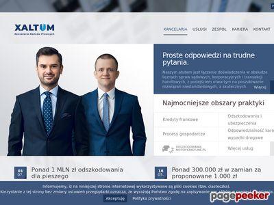 Kancelaria odszkodowawcza Poznań