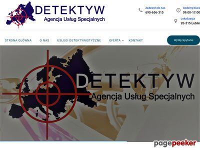 Prywatni detektywi w Lublinie