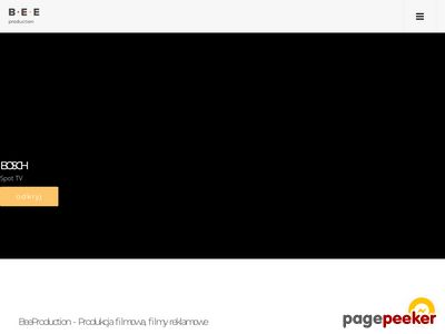 Filmy promocyjne - Beeproduction.pl