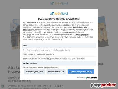 Najciekawsze zabytki Berlina