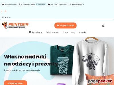 Tusze do drukarek sklep online