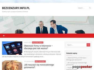 Bezcenzury.info.pl
