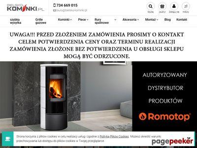 Kominki wolnostojace | bielsko-kominki.pl