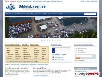 Bildelsbasen - Sveriges största databas med bildelar - http://bildelsbasen.se