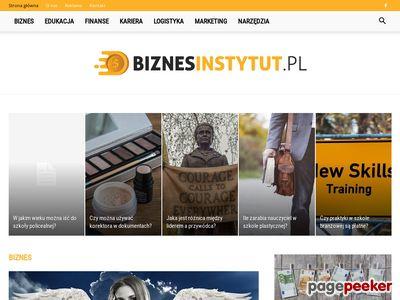 Biznesinstytut.pl - jak grać na giełdzie szkolenia