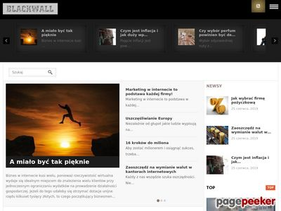 Lifestyle blog Blackwall.pl