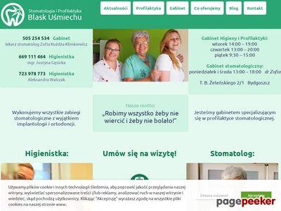 Gabinet stomatologiczny Bydgoszcz