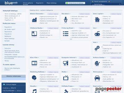 Katalog Stron | Blueweb.pl