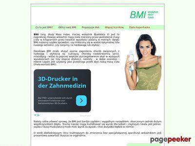 BMI - Kalkulator
