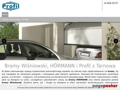 PPUH Profil S.C. - serwis bram Tarnów