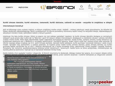 Sukienki - brendi.pl