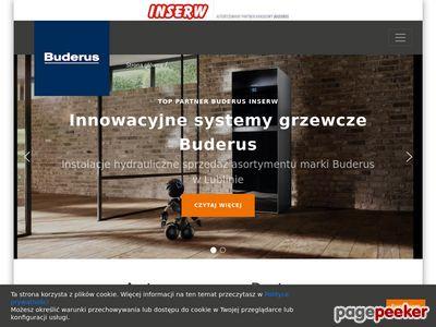 Inserw Lublin- usługi hydrauliczne,Top Partner Buderus