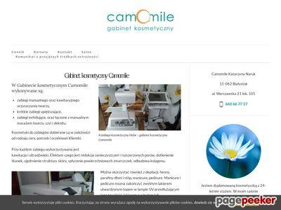 Gabinet Kosmetyczny Camomile