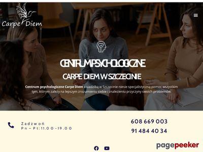 CARPE DIEM Spółka z o.o. terapia małżeńska szczecin
