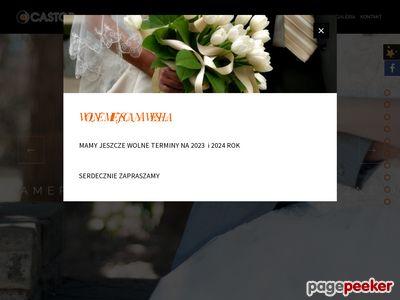 Najlepsza sala weselna Kielce - Castor