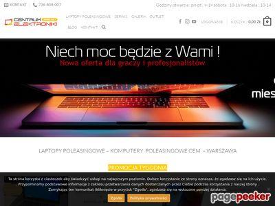Monitory poleasingowe - centrumelektronikimobilnej.pl