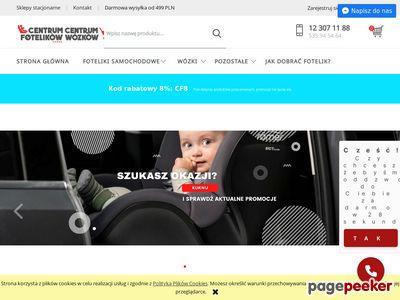 Foteliki samochodowe 0 13 - centrumfotelikow.pl