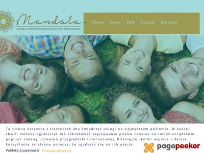 Mandala Centrum Psychoterapii i Pomocy Psychologicznej