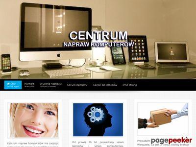 Serwis komputerowy - centrumnaprawkomputerow.pl