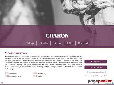 CHARON ekshumacja