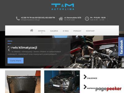T&M Autoklima naprawa klimatyzacji samochodowej
