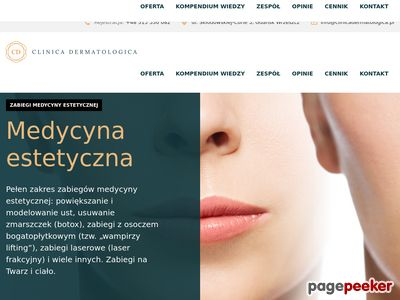 Biopsja dermatologiczna - Clinica Dermatologica Gdańsk