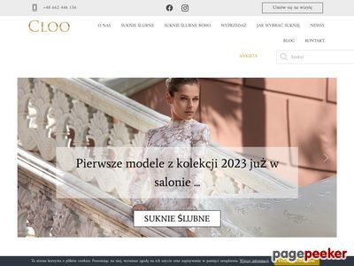 Salon Sukien Ślubnych CLOO - M&N Magdalena Napieraj