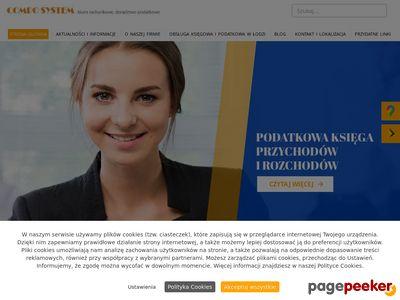 COMPO SYSTEM SP. Z O.O. księgi handlowe łódź