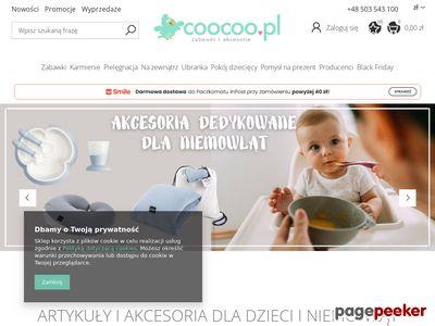 CooCoo.pl - markowe ubranka niemowlęce