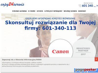 Sprzedaż Drukarek Warszawa