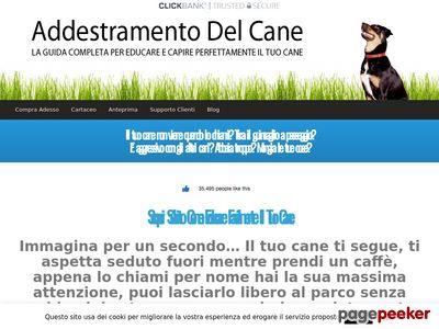Corso Addestramento Cani, Libro Addestramento Del Cane, Nicola Ruggero — Corso Addestramento Cani - Libro guida per addestrare il proprio cane