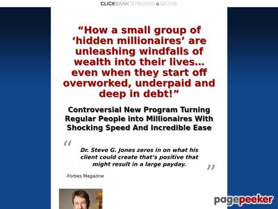 Cracking The Millionaire Mind – Dr. Steve G. Jones