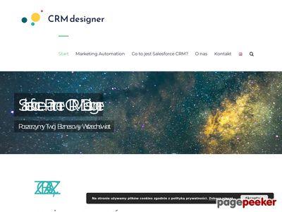 Salesforce Marketing Cloud - crmdesigner.pl
