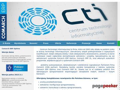 CDN Partner - CTI Gliwice