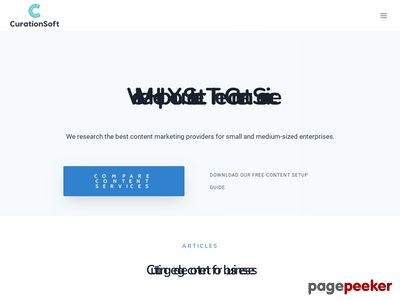 Best Content Curation Software - Free Content Curation Tool - Aggregator Software for blogs & WordPress - CurationSoft