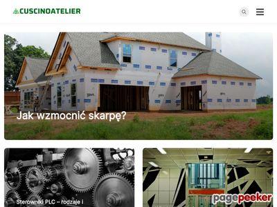 Cuscino Atelier - Poduszki ozdobne