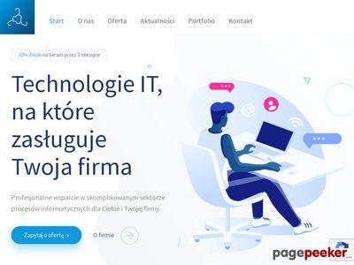 Cyber.pl skuteczne strony internetowe.