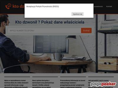 Czyjtonumer.net - czyj to numer telefonu
