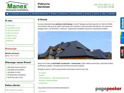 Pokrycia dachowe Wrocław, Dachówki ceramiczne