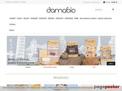 DamaBio biokosmetyki sklep internetowy