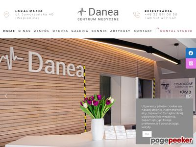 Centrum medyczne Danea