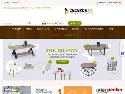 Tani koc polarowy na www.dedekor.pl