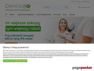 Sklep stomatologiczny Dentis