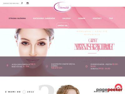 Gabinet kosmetyczny Białystok