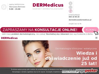 Dermedicus.eu - dobry dermatolog
